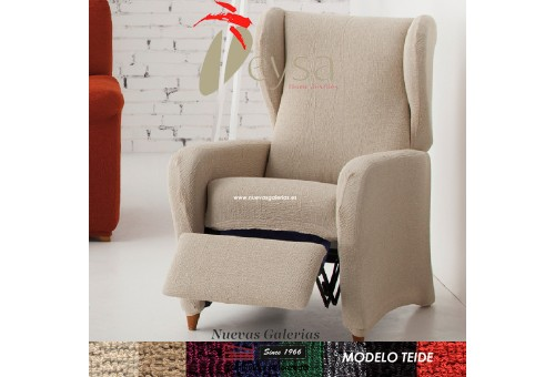 Eysa Bielastic Relax-sofa cover | Teide