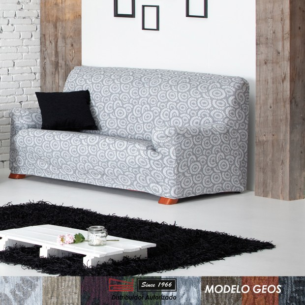 Eysa Elastic sofa cover | Geos