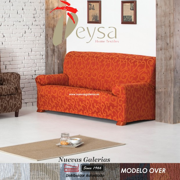 Eysa Elastic sofa cover | Over