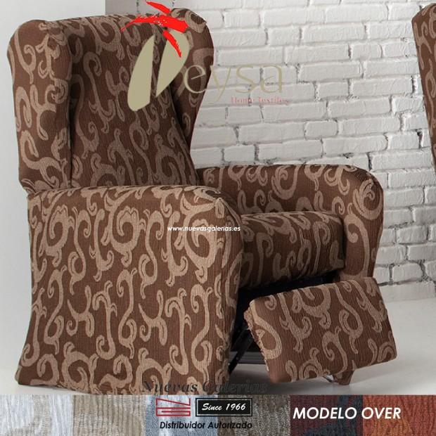 Eysa Elastic Relax-sofa cover | Over