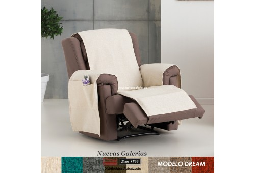 Funda Sofa Práctica Eysa | Dream
