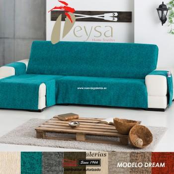 Eysa Practica Schoner für Sofa mit Ottomane | Dream