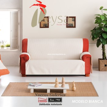 Eysa Practica sofa cover | Bianca