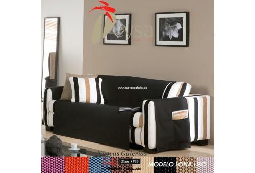 Funda Sofa Práctica Eysa | Lona Liso