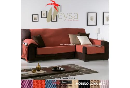 Eysa Practica sofa cover Chaise Longue  Lona Liso