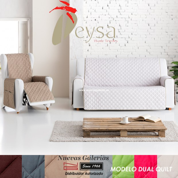 Funda Sofa Práctica Eysa | Dual Quilt