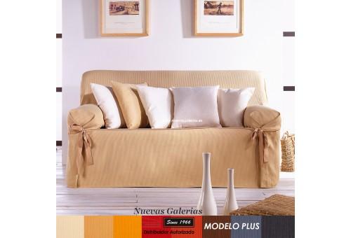 Eysa Universal sofa cover | Plus