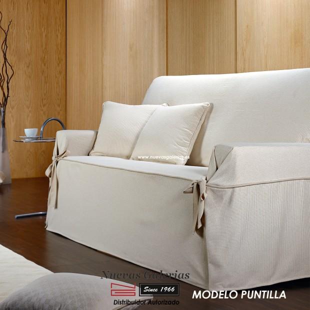 Funda Sofa Universal Eysa | Puntilla
