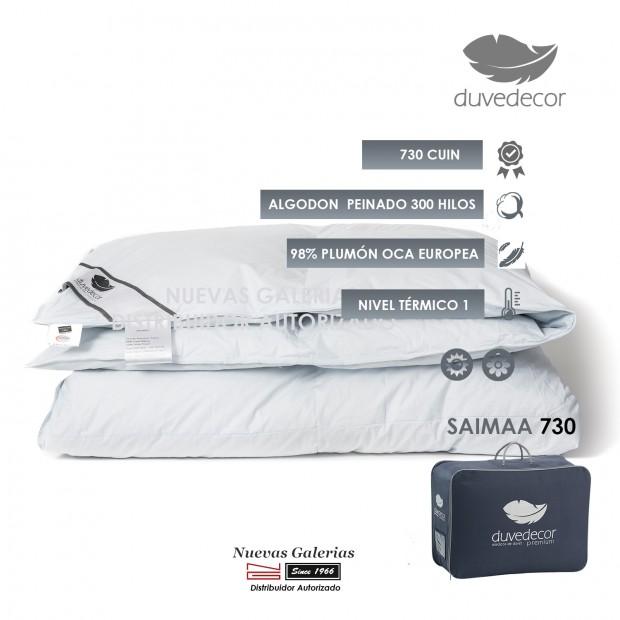 Relleno Nordico Duvedecor Premium - Saimaa 730 | Nivel Termico 1