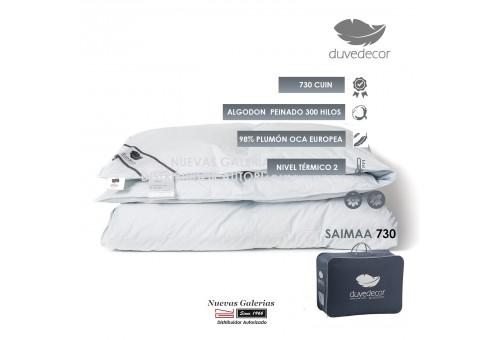 Relleno Nordico Duvedecor Premium - Saimaa 730 | Nivel Termico 2