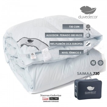 Duvedecor Saimaa 730 Fill Power Autumn Down Comforter