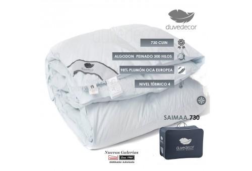 Relleno Nordico Duvedecor Premium - Saimaa 730 | Nivel Termico 4