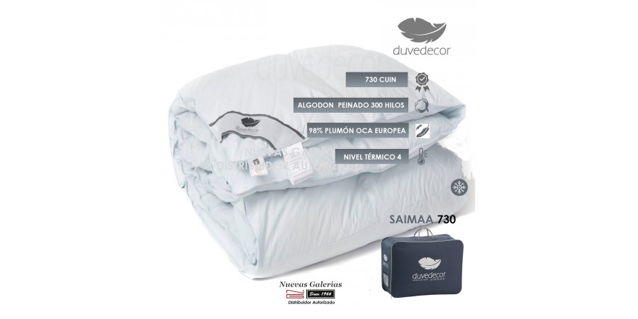 Duvedecor Saimaa 730 Winter | Daunendecke