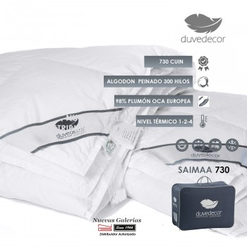 Duvedecor Saimaa 730 Fill Power All Seasons Down Comforter