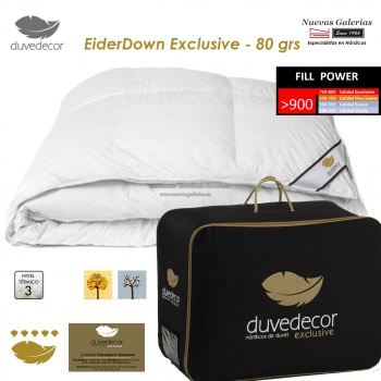 Relleno Nordico Eiderdown | Duvedecor