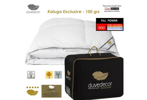 Duvedecor Duvedecor Piumino d´Oca 900 CUIN 100 grs | Kaluga - 1 Copripiumino Kaluga Down, gamma Duvedecor ESCLUSIVO, ideale per