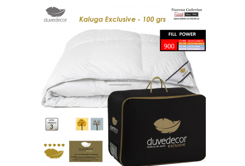 Duvedecor Piumino d´Oca 900 CUIN 100 grs | Kaluga