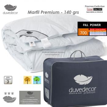 Duvedecor Piumino d´Oca 700 CUIN 140 grs | Marfil