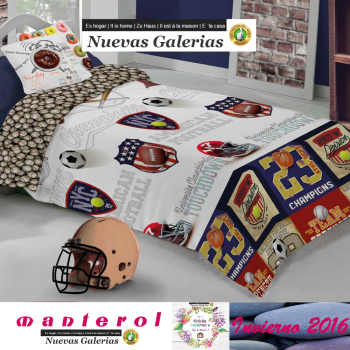 Manterol Kids Duvet Cover | Junior 591