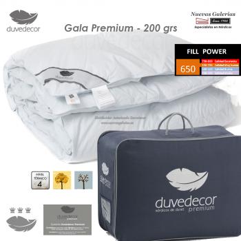 Duvedecor Piumino d´Oca 650 CUIN 200 grs | Gala
