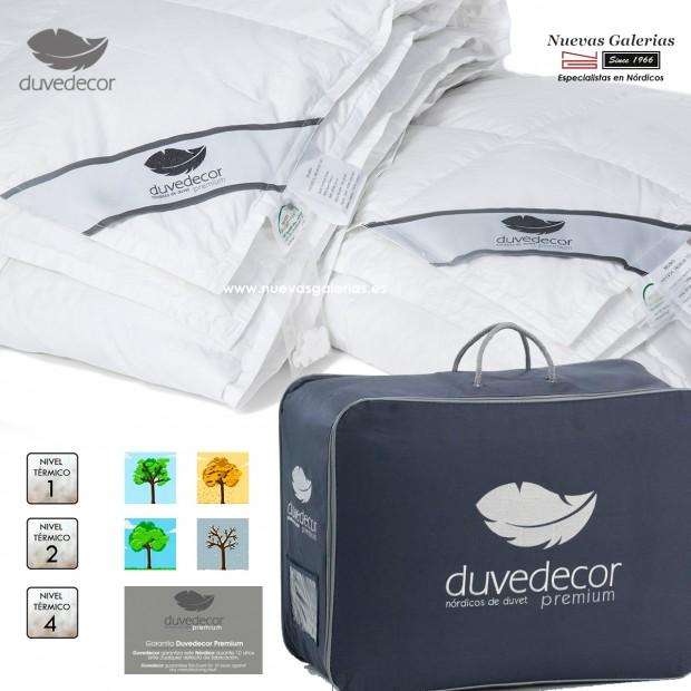 Duvedecor Relleno Nordico Premium Combi 100+140 Duvedecor - 1 Edredón nórdico 4 Estaciones Universal Premium, gama PREMIUM de du