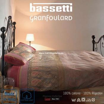 Funda Nordica Bassetti | Scauri Gris Granfoulard