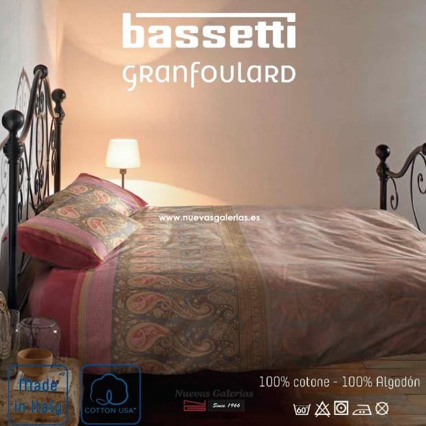 Bettwäsche Bassetti Scauri Granfoulard Nuevas Galerias