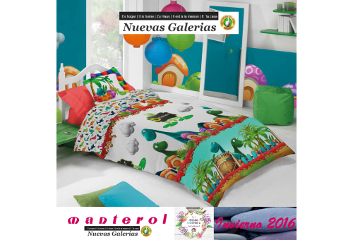 Funda Nordica Manterol | Junior 587