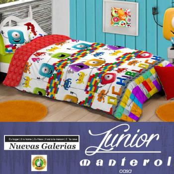 Edredon Duvet Infantil Manterol | 584