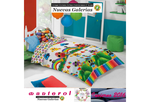 Manterol Kids Duvet Cover | Junior 589