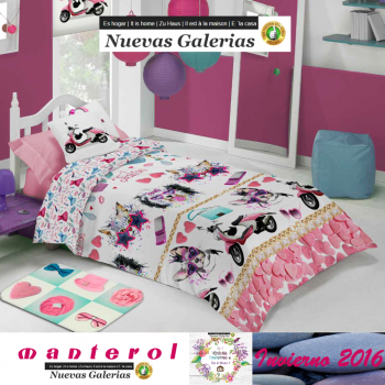 Manterol Kids Duvet Cover | Junior 590