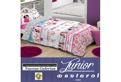 Manterol Edredon Duvet Infantil Manterol | 583 - 1 Edredon Duvet Infantil Manterol | 583Edredon con motivos infantiles ideales