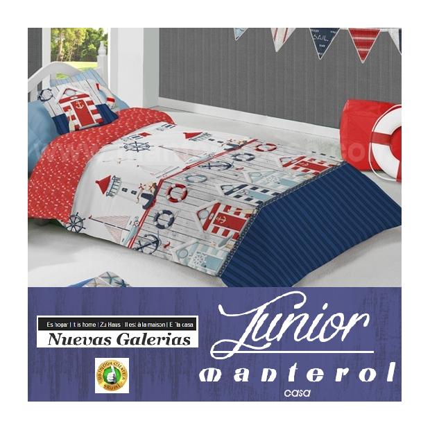 Kinder Bettwäsche Manterol Junior 579 Nuevas Galerias