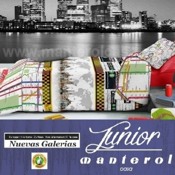 Manterol Kids Duvet Cover | Junior 581