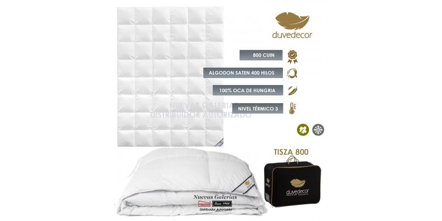 Duvedecor Tisza 800 Fill Power Autumn Down Comforter