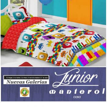 Copripiumino per Bambini Manterol | Junior 584