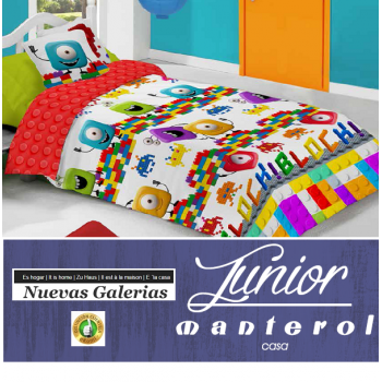 Funda Nordica Manterol | Junior 584