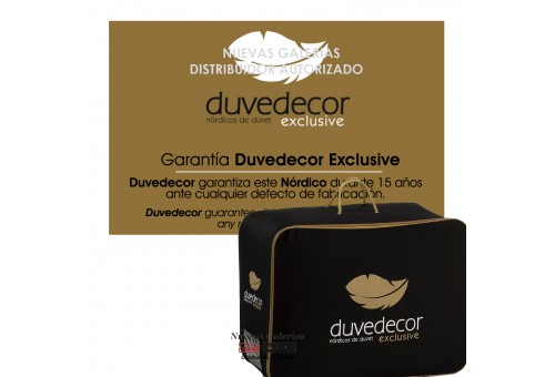 Nordico Duvedecor Exclusive - Tisza 800 | 4 Estaciones Plus