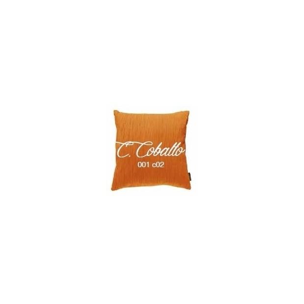 Manterol Kissen Cobalto 001-02 Manterol - 1 Kobaltkissen | Manterol - Kissen in einheitlicher Farbe und mit Reliefs in verschied