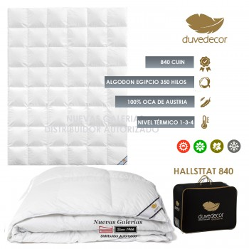 Duvedecor Hallsttat 840 Fill Power All Seasons Plus Down Comforter