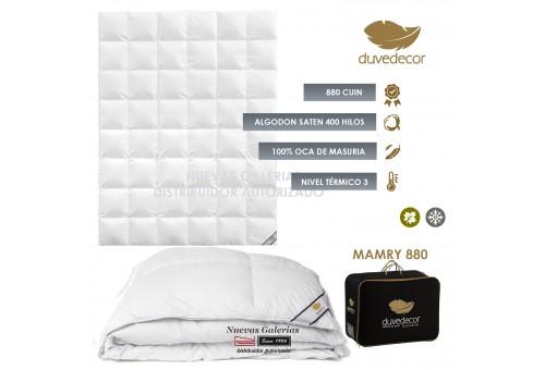 Duvedecor Mamry 880 Fill Power Autumn Down Comforter