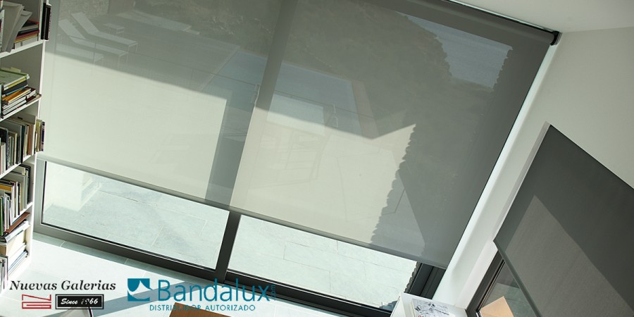 Tenda a Rullo Bandalux Premium plus | Polyscreen 555