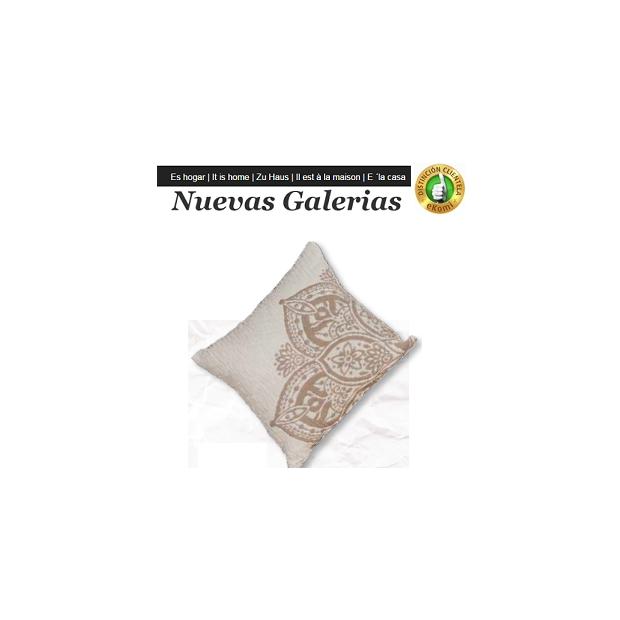 Manterol Cuscini Manterol | Atica 728-07 - 1 Copri cuscino Manterol | Atica 728-07 - Cuscino di colore uniforme e con rilievi di