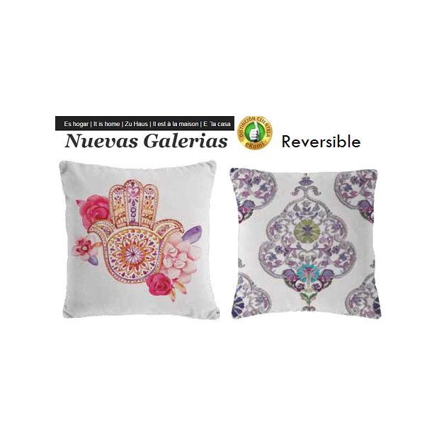 Manterol Cojin Manterol Reversible | Fatum 618 - 1 Cojin Manterol Reversible | Fatum 618-Cojín de color uniforme con Relleno r