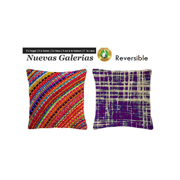 Manterol Cojin Manterol Reversible | Fatum 619 - 1 Cojin Manterol Reversible | Fatum 619-Cojín de color uniforme con Relleno r