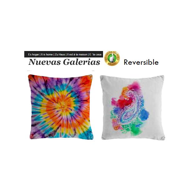 Manterol Cojin Manterol Reversible | Fatum 622 - 1 Cojin Manterol Reversible | Fatum 622-Cojín de color uniforme con Relleno r