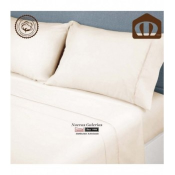 Manterol Sheet Set - Exclusive Ivory 400 threads