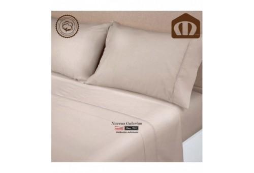 Manterol Sheet Set - Exclusive Beig 400 threads
