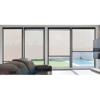 Roller blind Fit-BOX® Adhesive | Bandalux