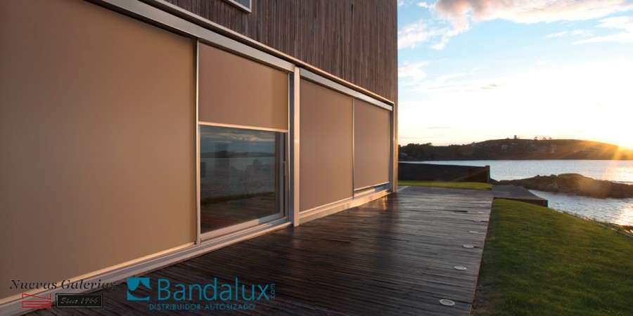 Box Roller Shade Z-BOX® | Bandalux